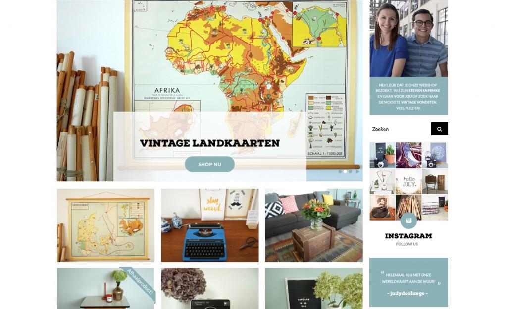 Viva la Vintage webshop