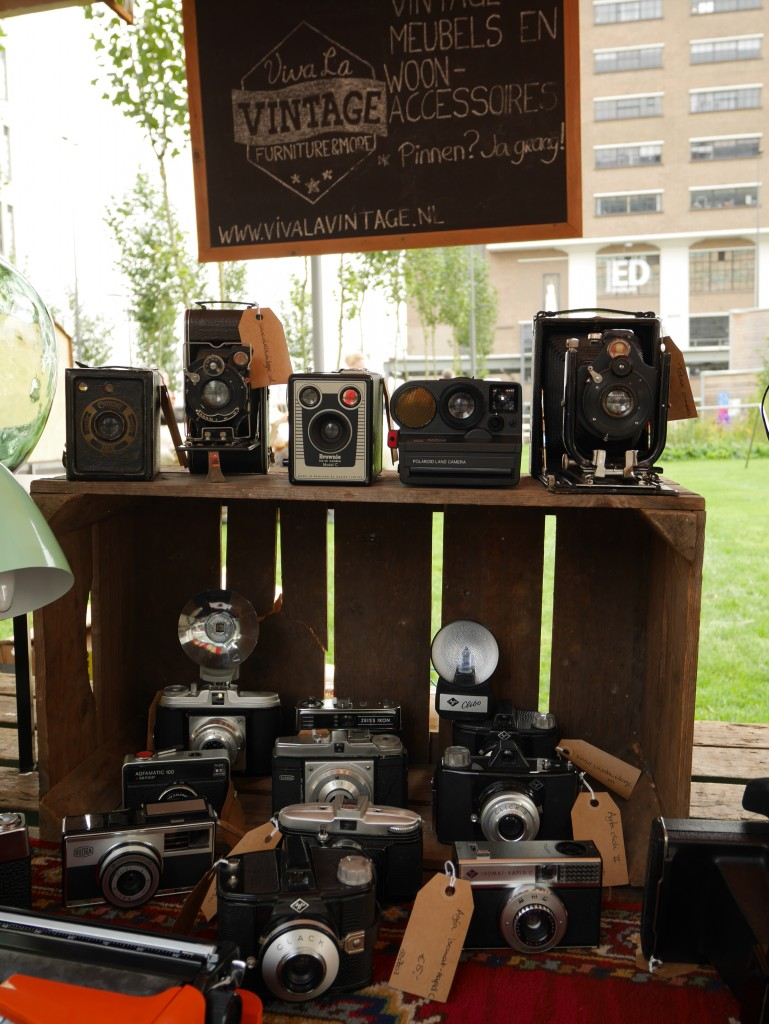 Vintage camera's - Viva la Vintage