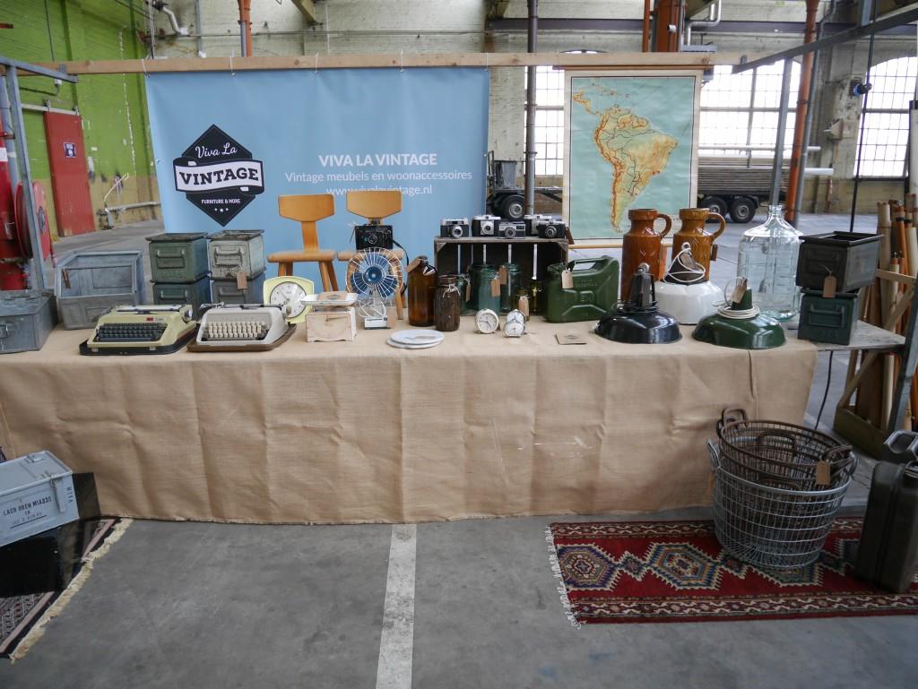 Viva la Vintage - Swan Market Tilburg