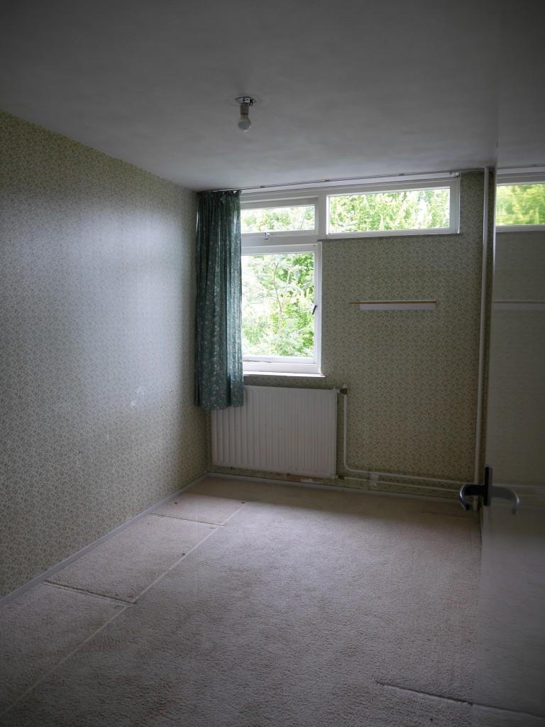 Femke verbouwen voorfoto slaapkamer 1