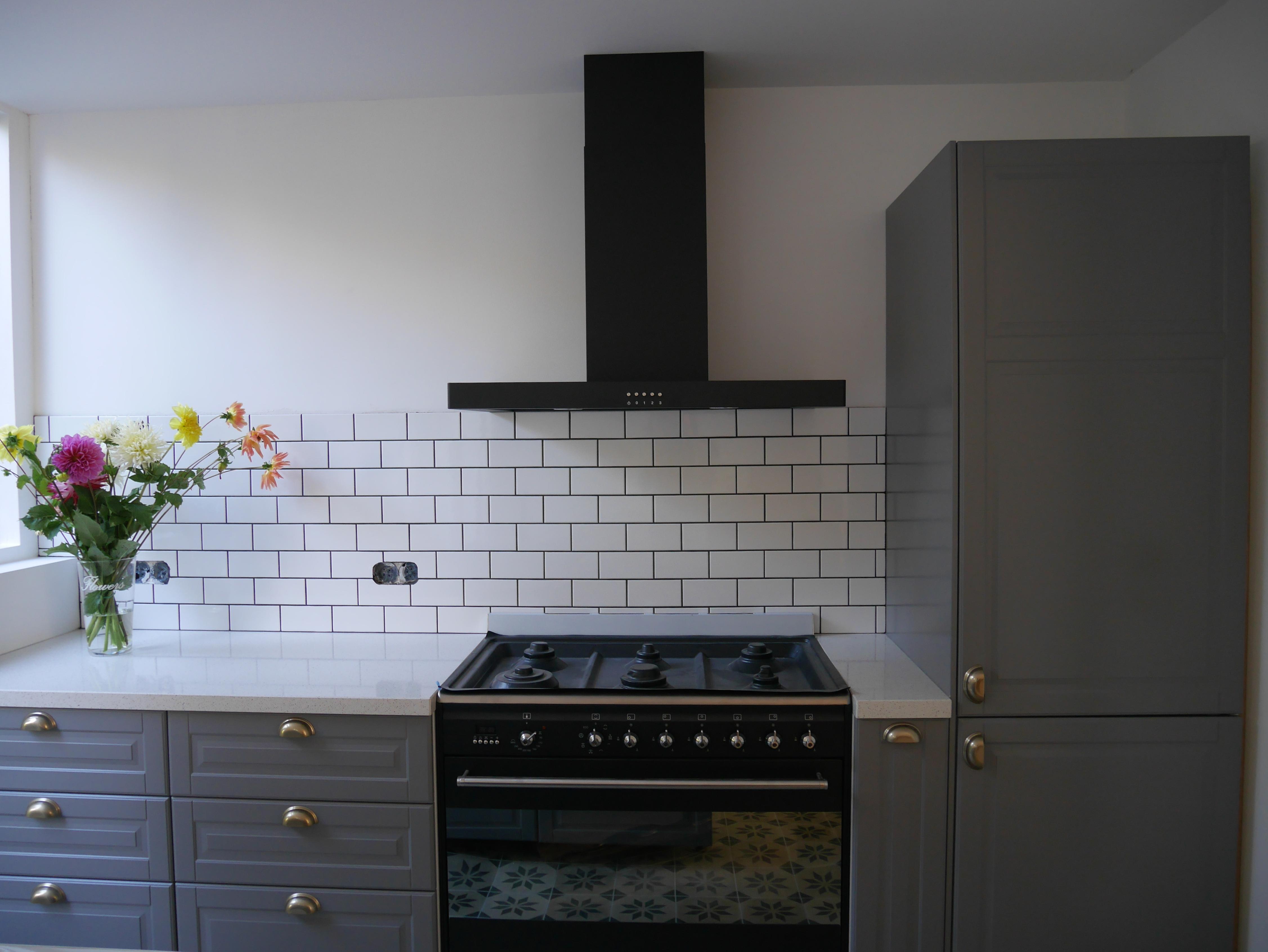 Laag ondiep keukenmeubilair zelf een keukenset maken