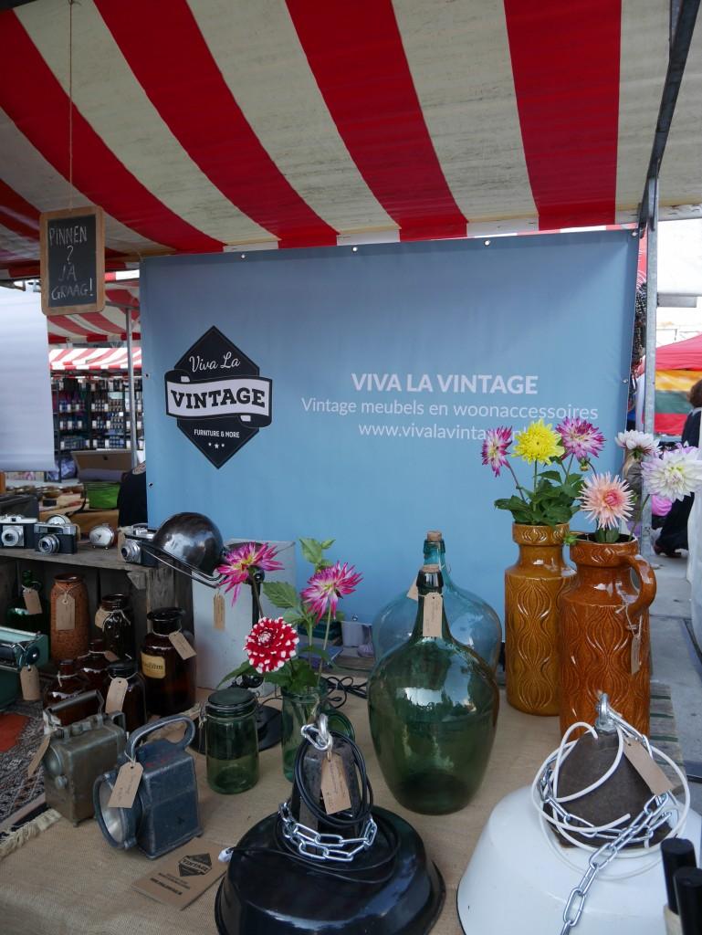 Viva la Vintage markt