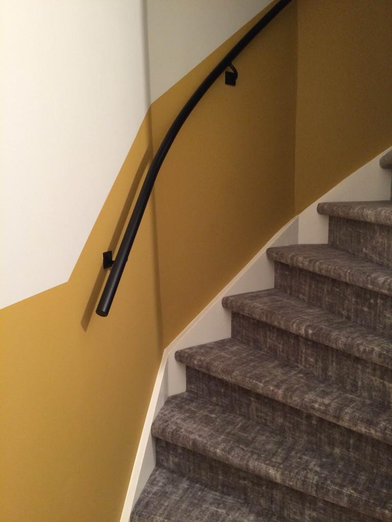 Trappenhal Desso & Ex tapijt